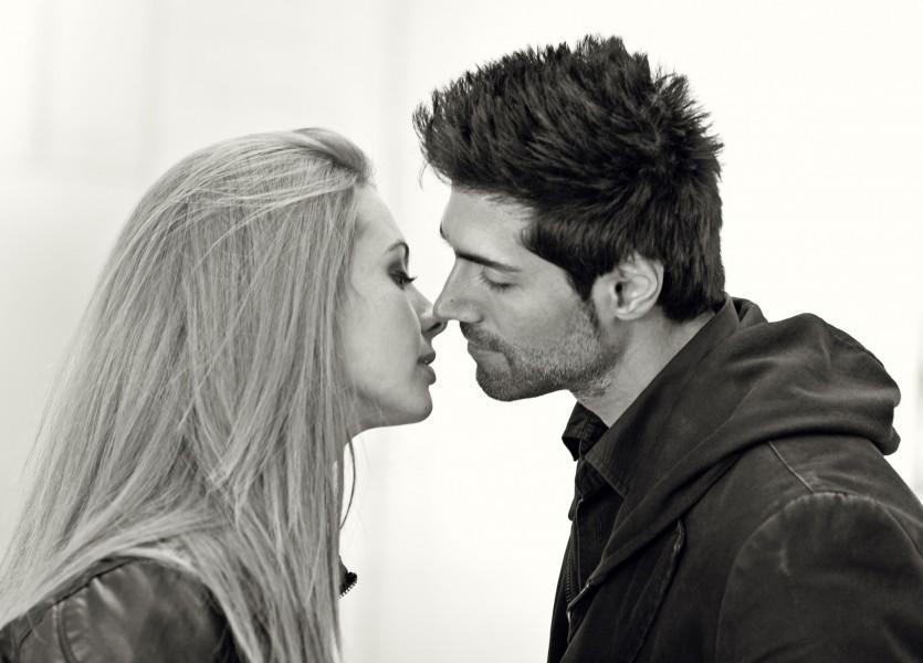 El Beso Ana y David