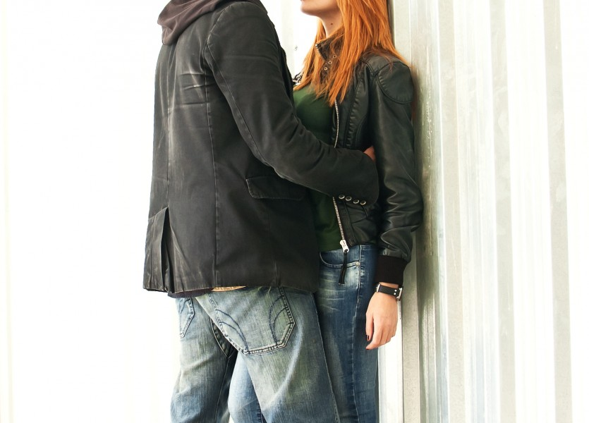 Ana y David