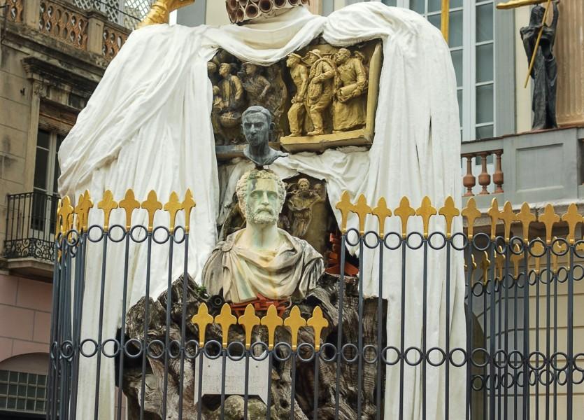 Monumento a Francesc Pujols